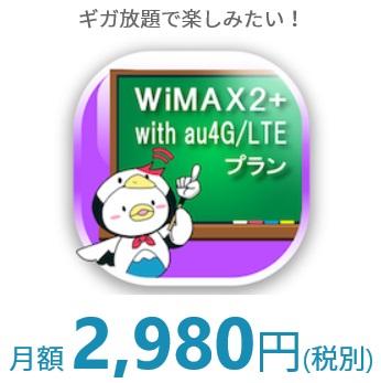 Fujiwifi2980円