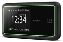 @nifty WiMAX2+のW02